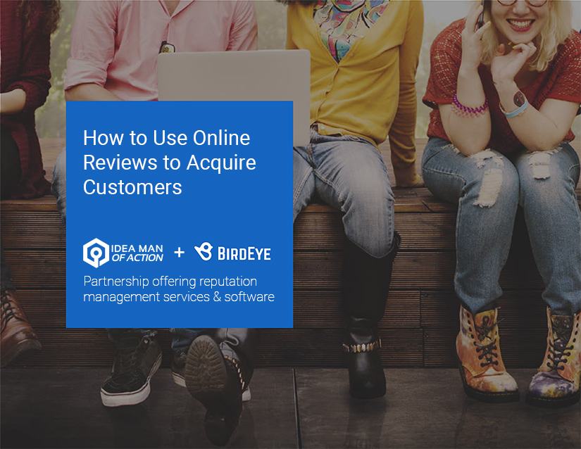 Cover of ebook How to Use Online Reviews to Acquire Customers